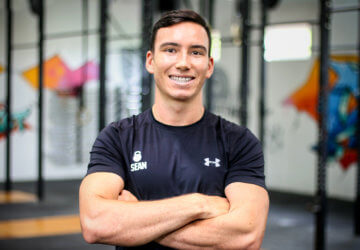 Sean Massey – CrossFit Instructor - at Unit 27 gym, Phuket, Thailand